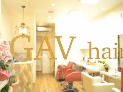 ガブ ヘアー(GAV hair)の写真