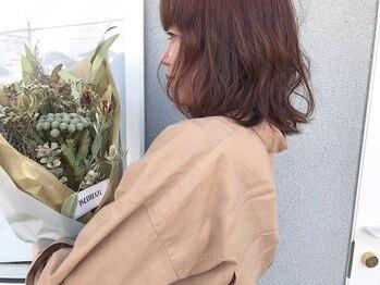 パルケ(Palque)の写真/トレンドを取り入れながら、一人ひとりの一番似合うヘアスタイルをご提案♪髪を労わった厳選商材でケアも◎