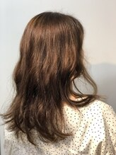 ヘア ラボ シュプール(hair labo SPUR)働くオトナ女性のカジュアルスタイル