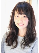 ダミアバイルル(DAMIA by LuLu)58★大人スタイル~黒髪、暗髪でも可愛い×小顔に見えるカット