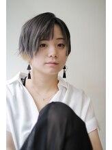 ロジ(Roji)【Roji】シルバーアッシュショート×ジェンダーレス