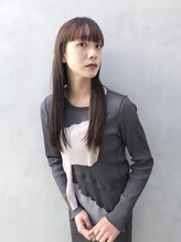 マッシュ キタホリエ(MASHU KITAHORIE)美髪ツヤストレート