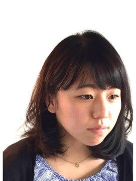 ヘアーカーブ(haircarve)haircarve★ノームコア・ボブ2