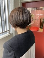 ローレンプラス(LOREN+)【LOREN+】モカベージュショート