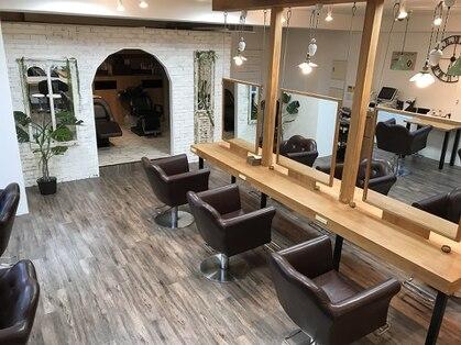アグ ヘアー ラウンジ 新百合ヶ丘店(Agu hair lounge by alice)の写真