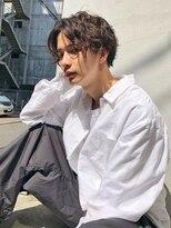 キアラ(Kchiara)ハンサムショート×スパイラル詳細はインスタmens_hair_fukuoka