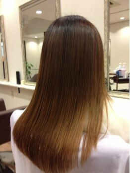 モンペーシュミニヲン(Mon peche mignon)の写真/92%天然由来成分!オーガニック認定機関が認めた『ヴィラロドラ』髪本来の美しさを引き出し健康的な髪に。