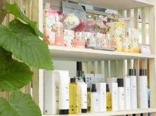 ナナヘアーサロン(Nana hair salon)の雰囲気(N.(エヌドット)取扱いサロン。ヘアケア商品も充実してます♪)
