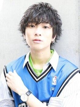 オーシャントーキョー オオサカ(OCEAN TOKYO Osaka)の写真/【誰もが認めるメンズ業界最強サロン】最高に輝く髪型をプロデュース!校則にも親身に対応します!