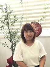 ヘアカラーカフェ 霞ヶ関店(HAIR COLOR CAFE)阿部 香織