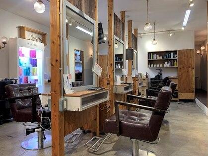 ロッソ ヘアアンドスパ 六町店(Rosso Hair&SPA)の写真