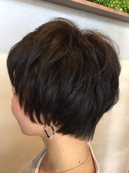 ヘアーラボ デジー(HAIR LABO DESIR)の写真/【TSUTAYA遊ingすぐ】毎日忙しいママさんから人気!ライフスタイルに馴染む簡単にまとまるスタイルをご提供