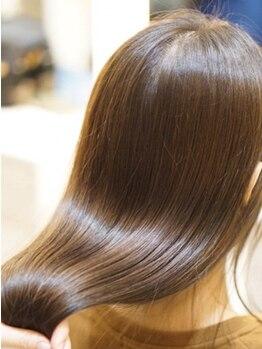 ニューヨークニューヨーク パピオス明石店(NYNY Mothers)の写真/アロマの香りに、うっとりするほどの贅沢な時間…♪頭皮も髪もケアしたいという想いを叶える『oggiotto』