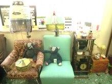 アンニュイソノラビーエイチエフ(an=nui SONO+RA B.H.F)の雰囲気(美容師さんのアトリエ、お部屋のような空間です。)