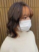 カッツ 東尾道店(CUT S)Orange inner color