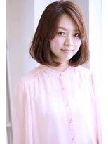 アイフラップ(I-FLAP)小川淳子 大人可愛い簡単スタイリングナチュラルボブ