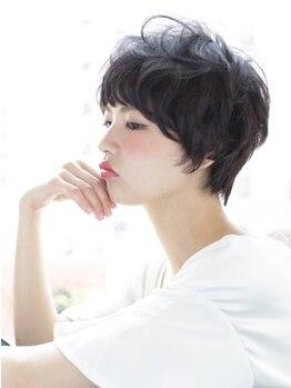 オフヘアショップ(OFF HAIRSHOP)の写真/【博多駅から徒歩5分】最新トレンドも思いのまま!オシャレを楽しむ女性をもっと綺麗に演出する注目サロン♪