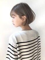 ガーデントウキョウ(GARDEN Tokyo)【GARDEN川谷】20代30代大人可愛い小顔ナチュラルボブ