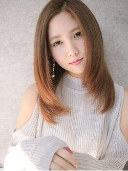 ナイン 麻布十番(NINE)の写真/毎日扱う髪に重要な【扱いやすさ・再現性】を提案!扱いにくかったその髪も多数の厳選トリートメントで改善