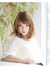 アロマ ヘアー ルーム 渋谷店(AROMA hair room)外国人風 ふわふわミディアム♪