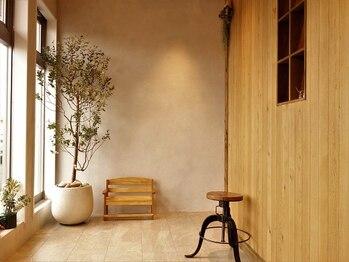 ランカ(Lanca)の写真/【お客様への想いが詰まったナチュラルサロン◇】木目調の癒し空間での施術で心もうっとり…♪