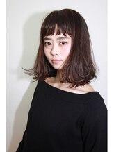 デンヘアデザイン(DEN hair design)ミディアム