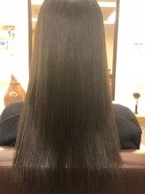 ティアラ Hair beauty TiaraCOTAストレート