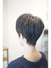 ヘアーワークス アンソル(hair works &SOL)大人女性のベリーショート