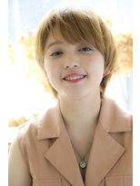 [Garland/表参道]☆ブルーージュアシメショート☆07