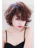 イロドリ ヘアーデザイン(IRODORI hair design)IRODORI ゆるふわ 小顔ショート [西尾一寛]