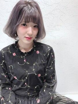 アリス ヘア デザイン(Alice Hair Design)Alice☆ラベンダー×フォギーベージュ