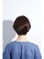 ジュール 銀座 ヘアラウンジ(Joule Hair Lounge)ショートレイヤー「かわいい」から「女っぽい」にシフト!