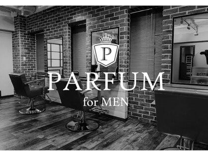 パルファン フォー メン(PARFUM for MEN)の写真
