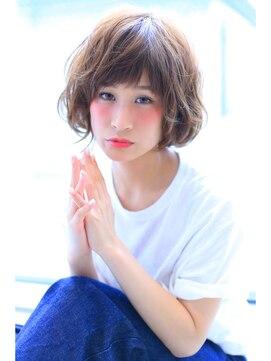 リラクサー ヘアー ナチュラル(Relaxer hair Natural)ゆるふわボリューミーパーマ★