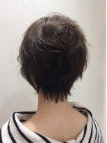 アフロディーテ(Aphrodite)くせ毛を活かすショートスタイル