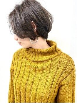 セシルヘアー(CECIL hair)の写真/自然体でも可愛く、お洒落に♪トレンドを追求し、あなたに似合ったベストなトレンドショートヘアを―