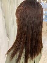 ヘアアンドメイクグラチア(HAIR and MAKE GRATIAE)【春夏カラー】8トーンピンクオレンジ