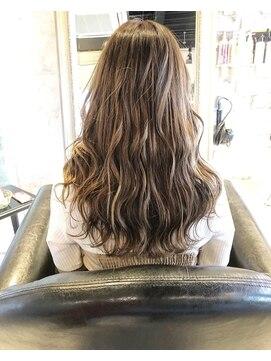 ヘアー アトリエ エゴン(hair atelier EGON)ローレイヤー