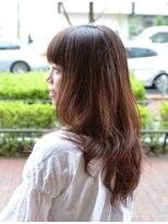 ポタム 東中野(potamu)乾かすだけの巻き髪風パーマ