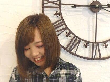 ヘアサロン エルム(hair salon elm)の写真