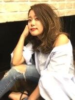 ヌーベス 服部天神(nubes)ふんわりボリュームで、大人可愛いを演出!!