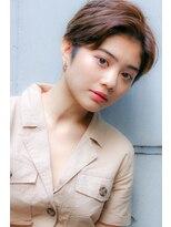 ルージュ(Rouge)【山野 俊貴】40代50代刈り上げスッキリハンサムショート