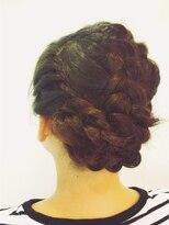ヘアーアンドメイク ポッシュ 日暮里店(HAIR&MAKE POSH)Traditional attractiveness