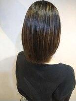 ソース ヘア アトリエ(Source hair atelier)【SOURCE】ハイローストレート