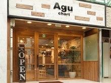 Agu hair chart 高松店【アグ ヘアー シャルト】