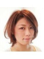 クロムヘアー(CHROME HAIR)ふわふわショート