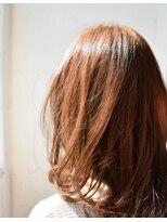 ルーモ(lumo)髪に優しいオーガニックカラーでハリコシアップ♪