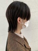 ブームワサダ(BOOM WASADA)【BOOMわさだ】髪質改善ストレートウルフカット