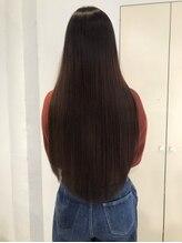 インデックスヘア 瑞江店(in'dex hair)ストレートロング