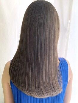 コキーユ(Coquille)の写真/日本女性に特化した極上ヘアケアブランドAujua♪1人1人の髪質/パーソナルな悩みに合わせたヘアケアをご用意